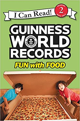 Descargar PDF Guinness World Records: Fun With Food