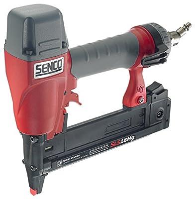 Senco SLS18 1W0002N 1/2-Inch to 1-1/2-Inch 18-Gauge Stapler