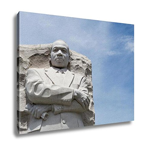 Ashley Canvas, Martin Luther King Memorial In Dc, Kitchen Bedroom Dining Living Room Art, 24x30, - Park Mall Garden State