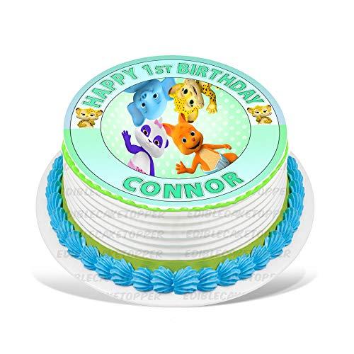 ke Topper Personalized Birthday 8