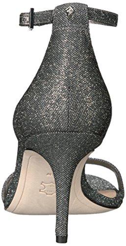 Fabric Pewter Escarpins Sam Femme Glitzy Edelman Patti wTIBBqnY1