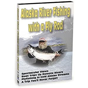Alaska River Fishing