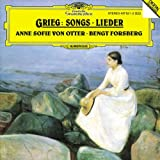 Grieg: Mélodies ~ Songs ~ Lieder