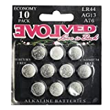 En Lr-44 Battery 10Pk (Package Of 4)