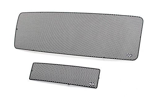 GrillCraft F1313-12B MX Series Grille Upper/Lower Insert Kit Steel Mesh Pattern Black Powder Coat Top Finish MX Series Grille Upper/Lower Insert - Grille Top Kit