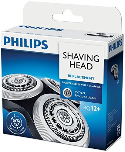 Philips SensoTouch 3D shaving heads 9000 [RQ12 Pro] RQ12+