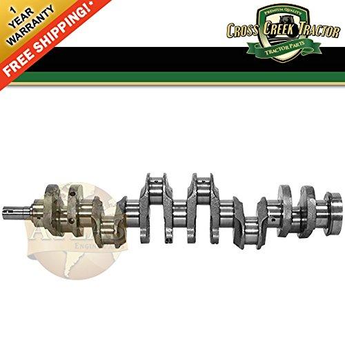 Tractor Crankshaft (CRANKSHAFT47 John Deere Tractor Crankshaft JD 6068 7600)