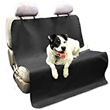 Eforcar 2pcs Fashion Dog Cat Car Rear Back Seat Cover Doggy Puppy Blanket Cushion Protector Mat Oxford Vehicle Seat Pet Pad