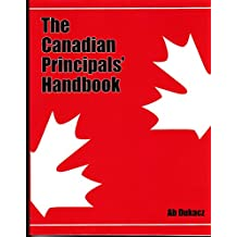 The Canadian Principals' Handbook