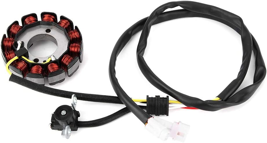 Magneto Stator Coil Magneto Generator Stator Coil Accessories fit ...