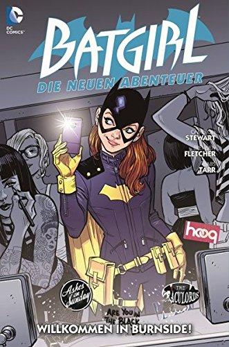 Batgirl - Die neuen Abenteuer: Bd. 1: Willkommen in Burnside