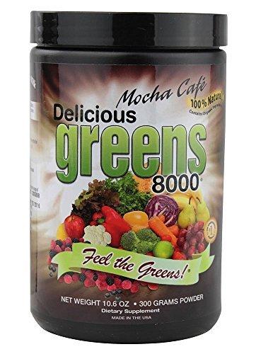 8000 greens - 9