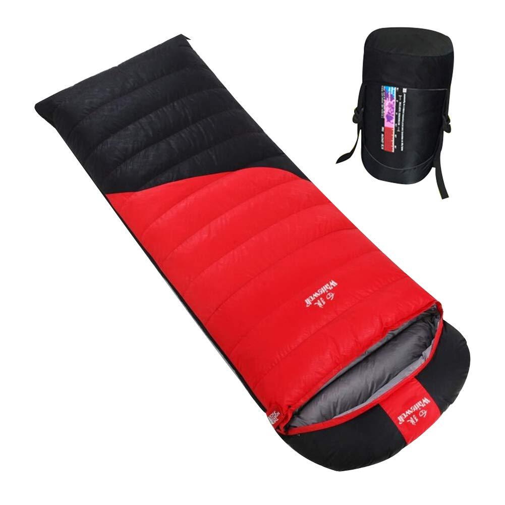 M3M Down Schlafsack Indoor & Outdoor-Nutzung Ideal Für Kinder Jungen Mädchen Teenager Erwachsene Ultraleicht Und Kompakte Taschen Sind Perfekt Für Wanderungen, Rucksack Camping