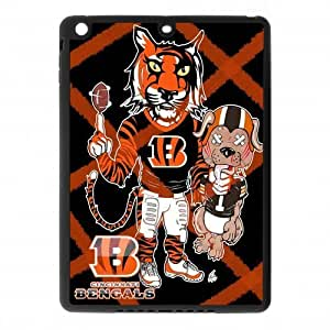 diy zhengiPhone 6 Plus Case 5.5 Inch Air Covers TPU Back Protective-Cute NFL Cincinnati Bengals Case Perfect as Christmas gift(4)
