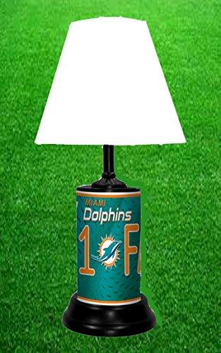 MIAMI DOLPHINS TABLE LAMP - Shades Miami