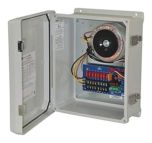 Altronix WAYPOINT30A8U - Power Supply 8 Fuse Protected Outputs
