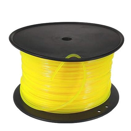 SSXY Line Nylon Durable Wire Line Nylon Plástico 100m Strimmer ...