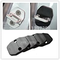 Treading(TM) Car door lock cover for Jeep Grand Cherokee Wrangler Compass Patriot auto accessories