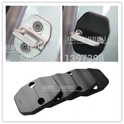 Treading(TM) Car door lock cover for Jeep Grand Cherokee Wrangler Compass Patriot auto accessories