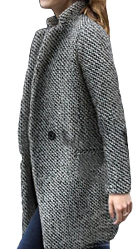 Houndstooth Wool Blend - 9