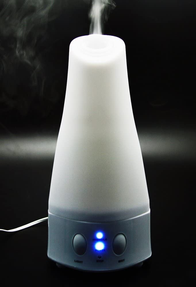 ForTech Electric Plug In Aroma Humidifier for Asthma, 150 ml