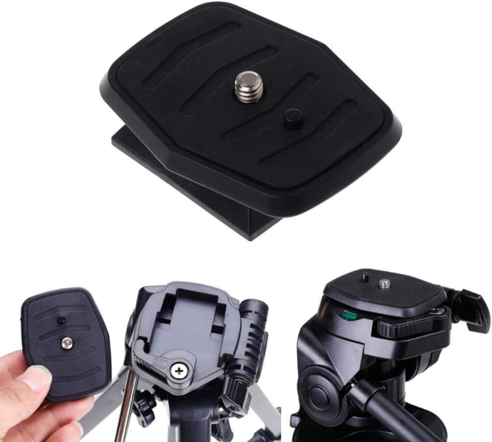 Accessories Camera Mounts & Clamps Quick Release Plate Universal ...