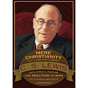 Mere Christianity (Boxed Set) C.S Lewis and Geoffrey Howard