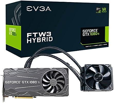 EVGA GeForce GTX 1080 Ti Founders Edition Gaming Tarjeta de Video ...