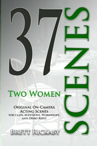 37 Scenes: Two Women: Native On-Camera Scenes (Volume 1)