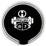Hyperwear SteelBell Steel Shot-Filled Ultra-durable Neoprene Free Weight Slam Ball