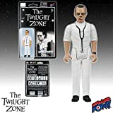 The Twilight Zone Doctor 3 3/4-Inch Action Figure In Color