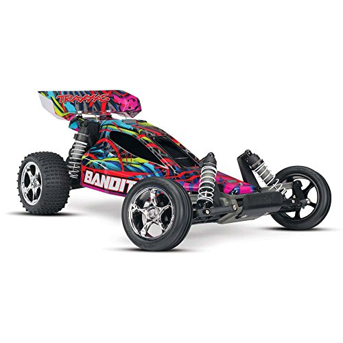 Rear Truggy Wing (Traxxas Bandit: 1/10 Scale Off-Road Buggy with TQ 2.4GHz Radio System, Hawaiian)