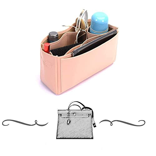 abc489930693 Amazon.com  Herbag 31 Deluxe Leather Handbag Organizer