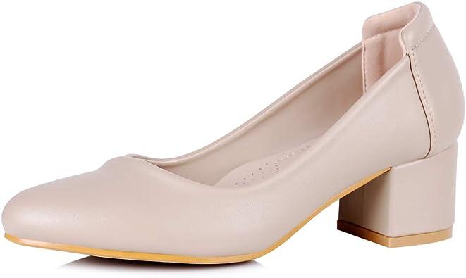 High Heel Pumps Office Dress Shoes