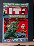 Supernatural Thrillers #1 (It!) by  Theodore Sturgeon in stock, buy online here