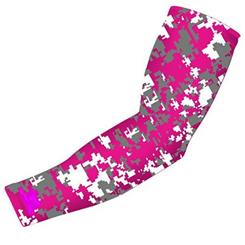 Pink Gray White Digital Sleeve product image