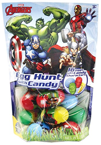 Marvel Avengers Candy Filled Easter product image