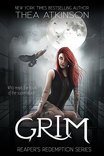 Grim (Reaper's Redemption Book 1) cover