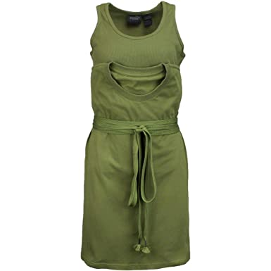 various colors d96d9 49aad Amazon.com: PUMA Womens Fenty Jersey T-Shirt w/Tank: Clothing