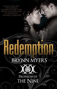 Redemption (Prophecies of The Nine Book 1) by [Myers, Brynn]