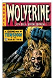 img - for Wolverine #55 Death of Sabretooth!! Greg Land Headless EC Horror Cover Variant!! Rare 1st Print!! (Wolverine, Vol.3 Volume 3) book / textbook / text book
