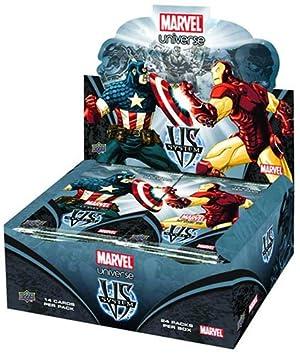 Webkinz Marvel VS System - Juego de Cartas de Marvel, 24 ...