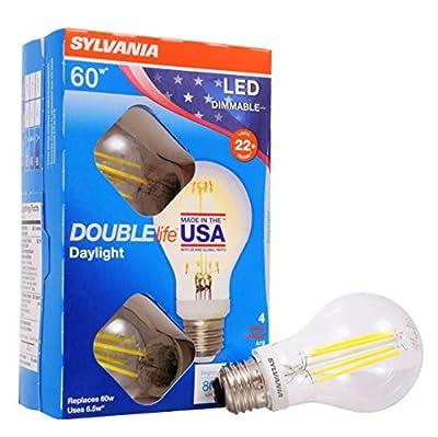 Sylvania 100 Watt Equivalent, A19 LED Light Bulbs