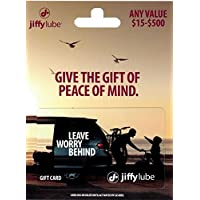 $50 Jiffy Lube Gift Card
