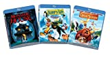 Sony Pictures Animation Bundle (Monster House, Surf's Up, Open Season) [Blu-ray]