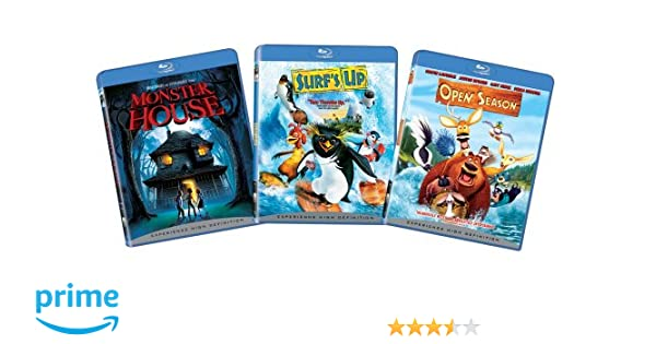 Amazon com: Sony Pictures Animation Bundle (Monster House