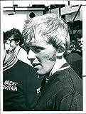 Vintage photo of Kevin Apter.
