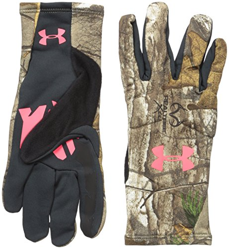 Under Armour Women's Scent Control 2.0 Liner Gloves
