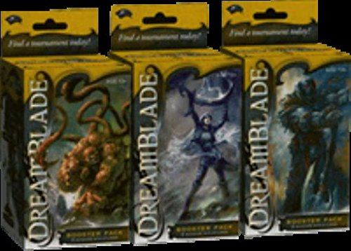 (Dreamblade CMG: Booster Pack )