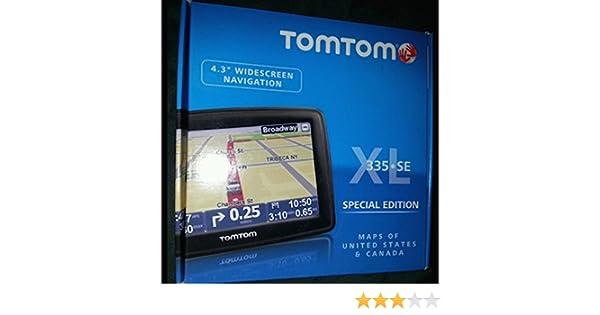 Amazon.com: Tomtom 335se Xl Special Edition 4.3\